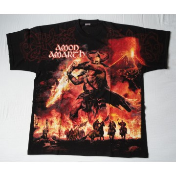 AMON AMARTH Surtur Rising OFFICIAL T-SHIRT