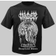 VADER Decapitated Saints OFFICIAL T-SHIRT BLACK