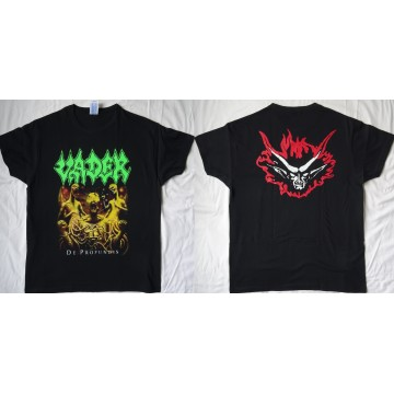 VADER De Profundis T-Shirt Official Original repress of 1995 version