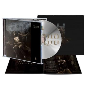 Behemoth NEW ALBUM ! I Loved You At Your Darkest JEWELCASE+SLIPCASE