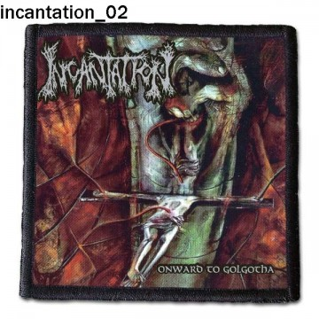INCANTATION PATCH