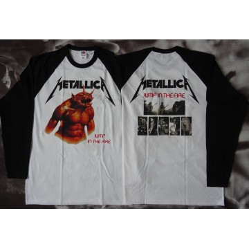 METALLICA Kill 'Em All Jump In The Fire Official Longsleeve