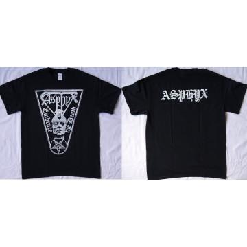ASPHYX Embrace the Death Official T-Shirt