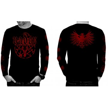 VADER OFFICIAL XXV LONGSLEEVE Front & Back & Sleeve