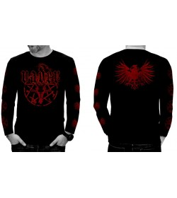 VADER OFFICIAL XXV LONGSLEEVE Front & Back & Sleeve Official Merchandise VADER