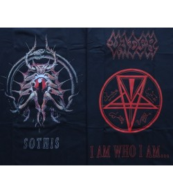 VADER SOTHIS I AM WHO I AM... OFFICIAL ABSOLUTELY UNIQUE T-SHIRT