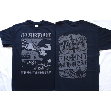 Marduk 'Frontschwein Bottle' Official T-Shirt Frontschwein Bottle