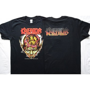 KREATOR Coma Of Souls OFFICIAL ORIGINAL T-SHIRT