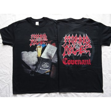 MORBID ANGEL Covenant Official T-Shirt Gods of Death Metal All Size Alle Größe